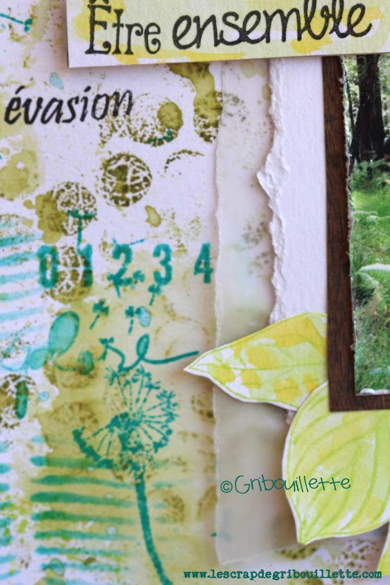 Sketch de page_Tournoi d'été_Défi 1_Scrap&Co