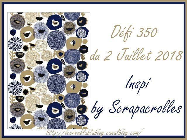 Carterie_Défi#350 du Créablablablog_Inspiration