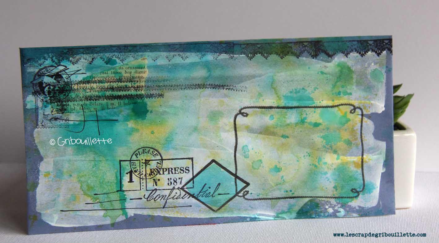 Mail Art_Papillons
