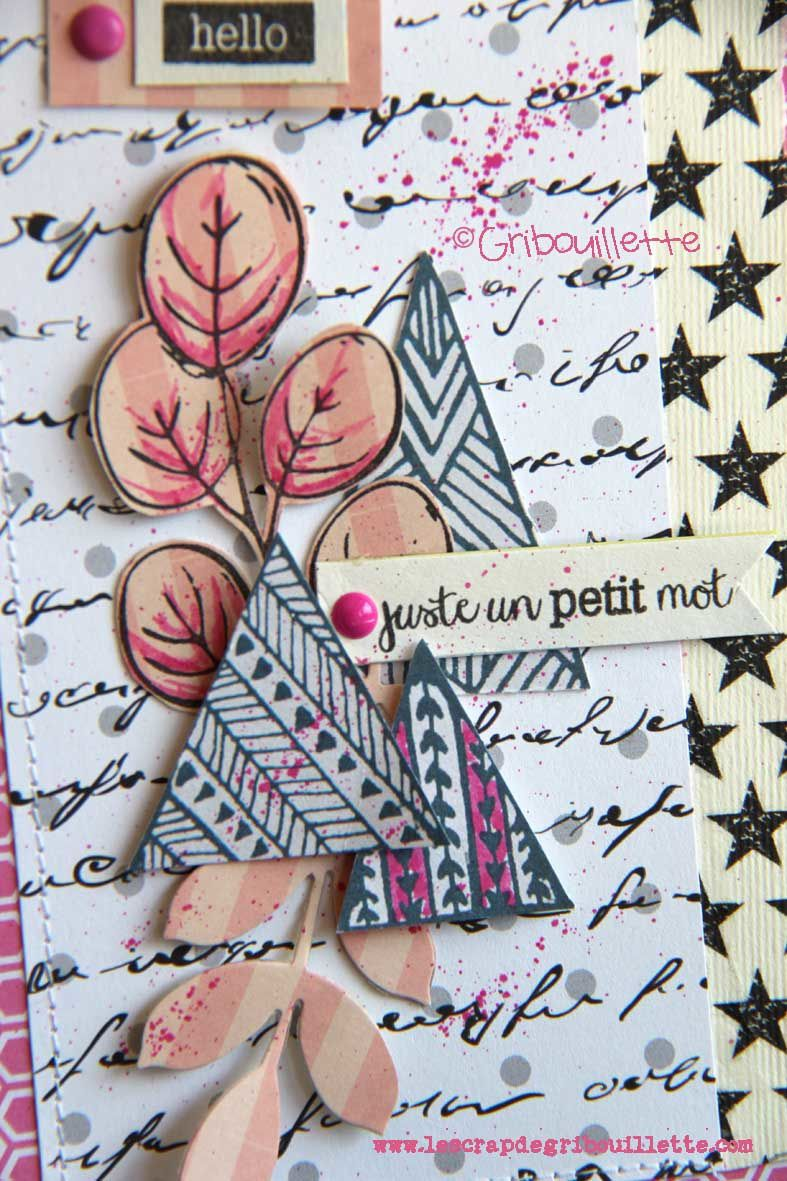 Carte secrète et sketch sur Made In Scrap_septembre