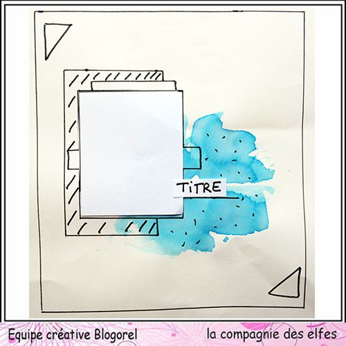 Blog La Compagnie des Elfes_Sketch de Blogorel
