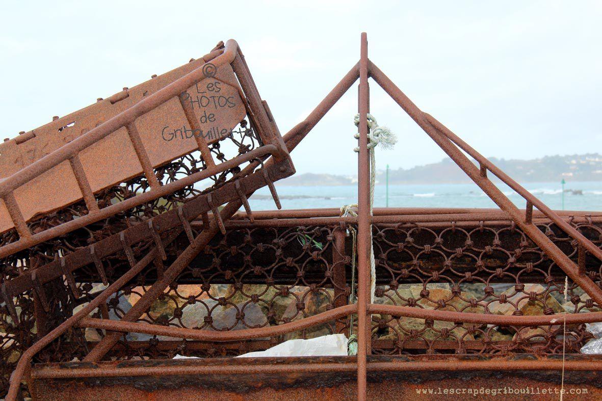 Semaine 4_Thème#Rouille_Made In Scrap