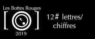 """Les Bottes Rouges_1 semaine/1 image_Thèem""""12_Lettres/chiffres"""