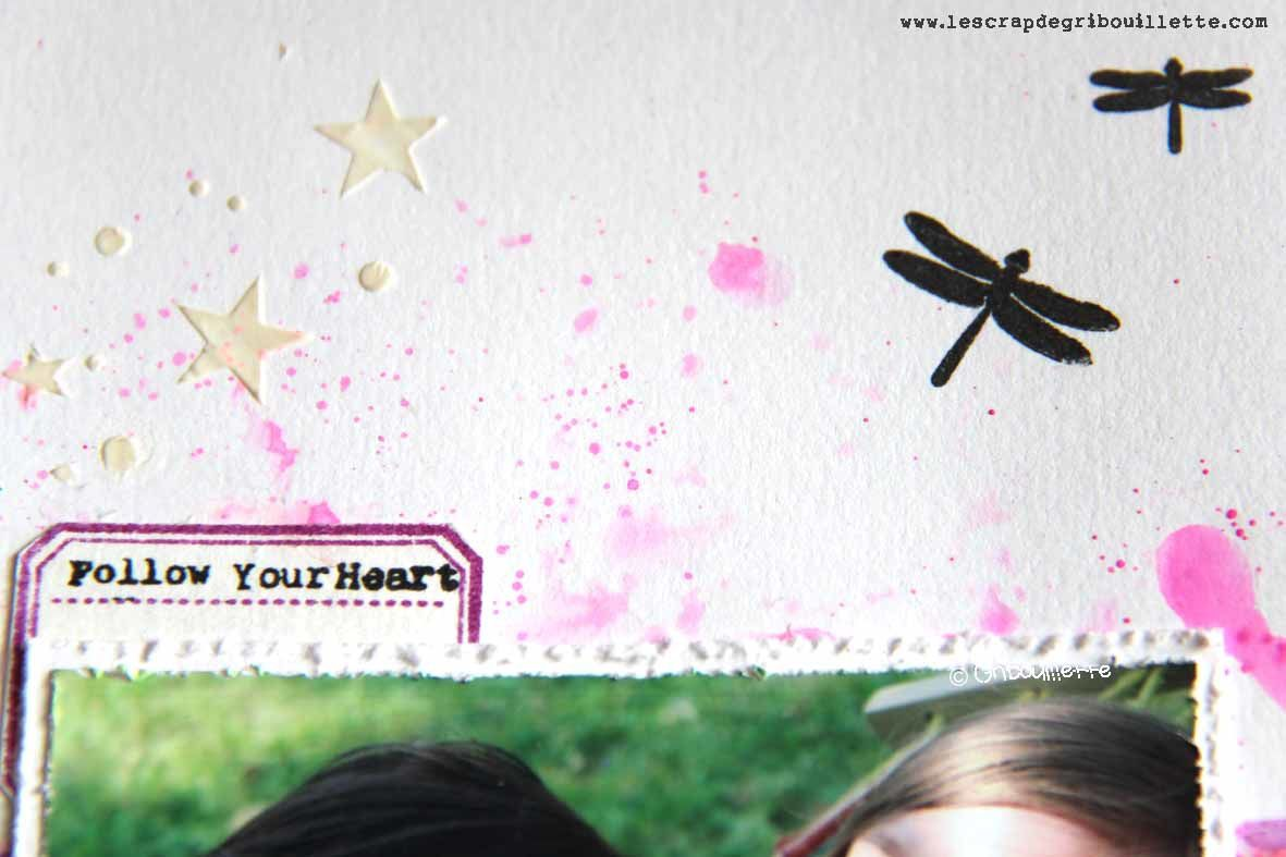Follow your heart_Challenge récompensé_Scrap&Co