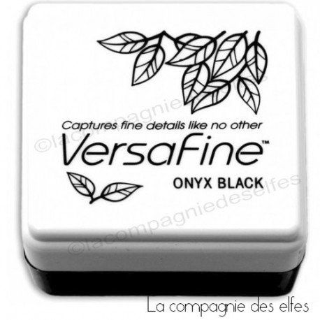 Versafine Onyx Black