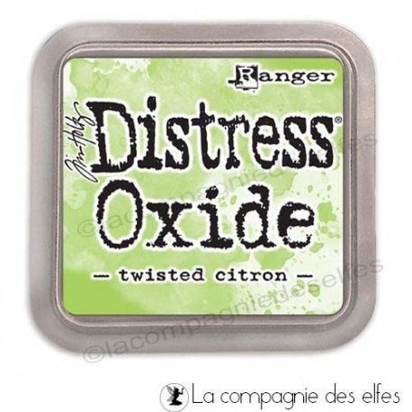 Oxide Twisted Citron