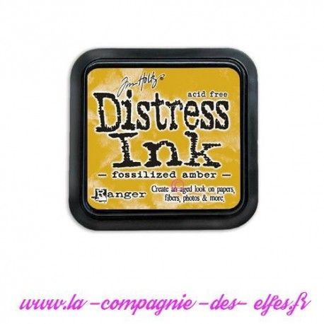 Amber Fossilized_Distress Ink