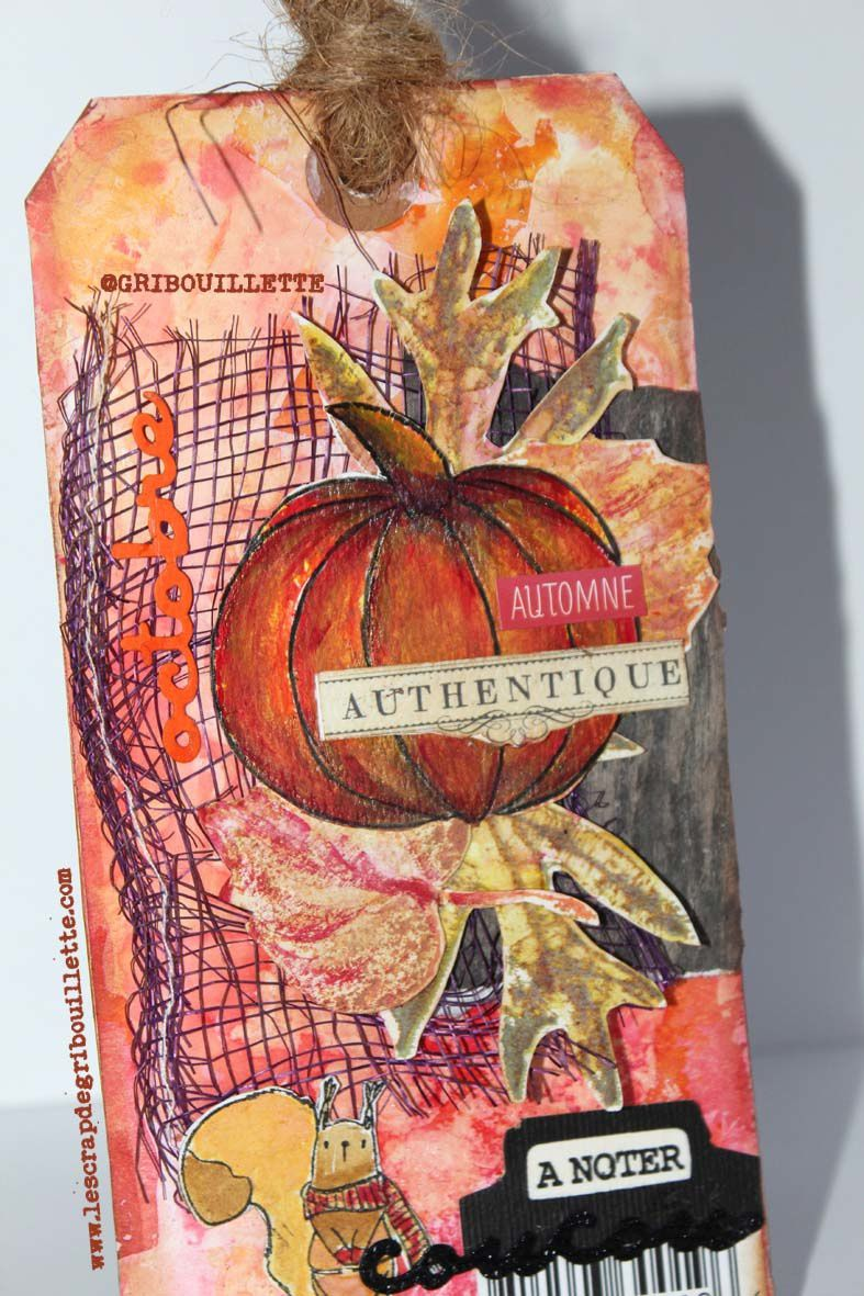 Carte_DT Scrap&Co_Inspiration_Tag Mixed Media