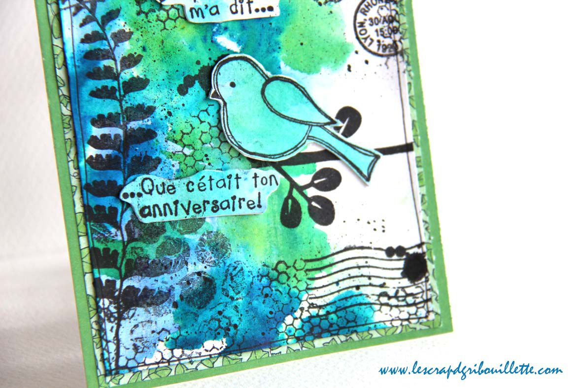 Carte_Un petit oiseau m'a dit...