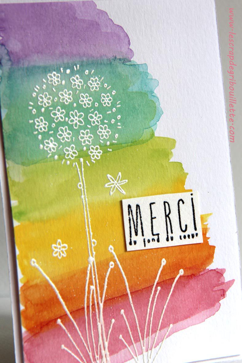 Cartes_Easy watercolor Background