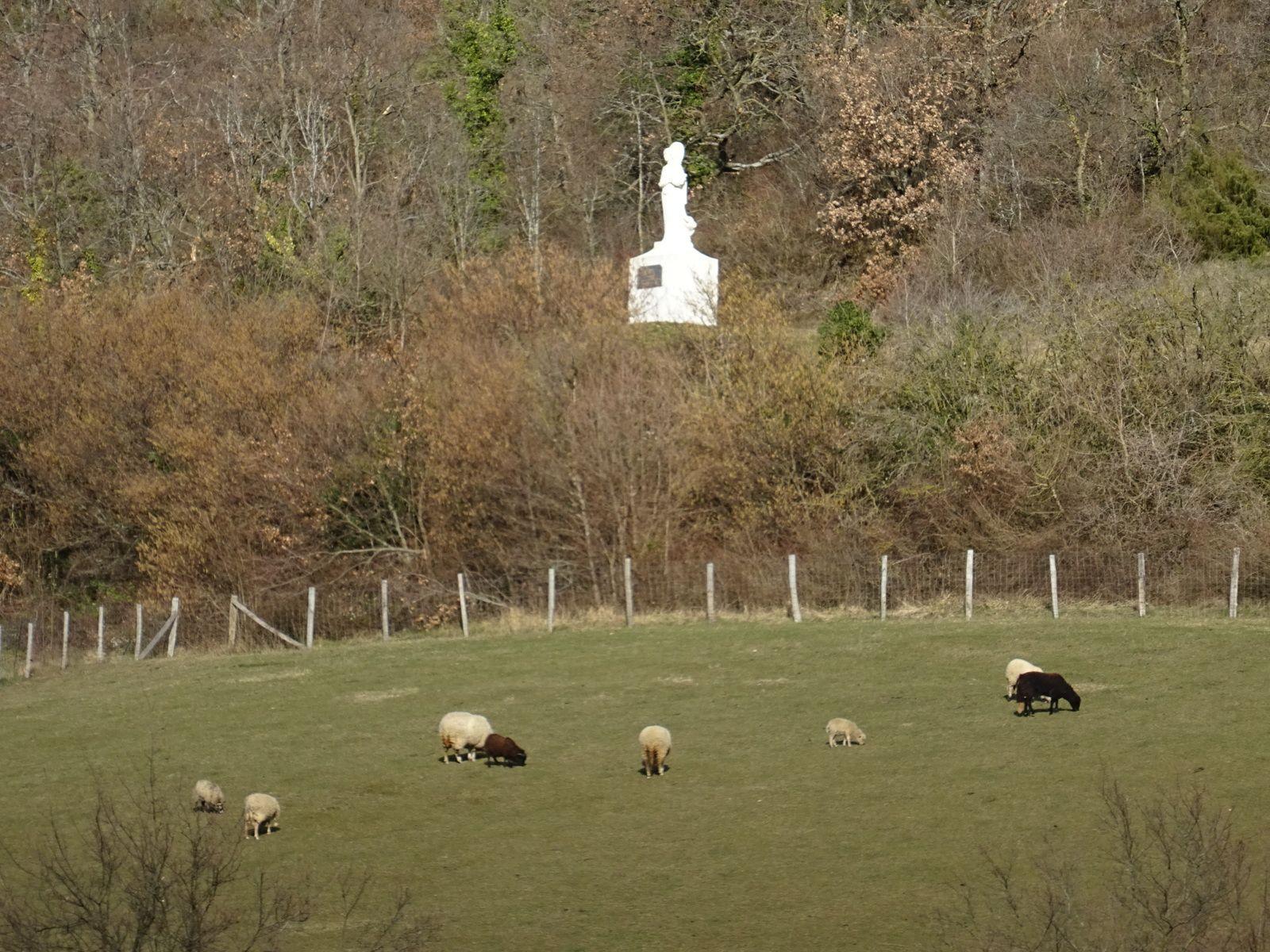 Dis donc Serge ! Est ce qu'il faut que je donne le nom des moutons aussi ? ;-)))