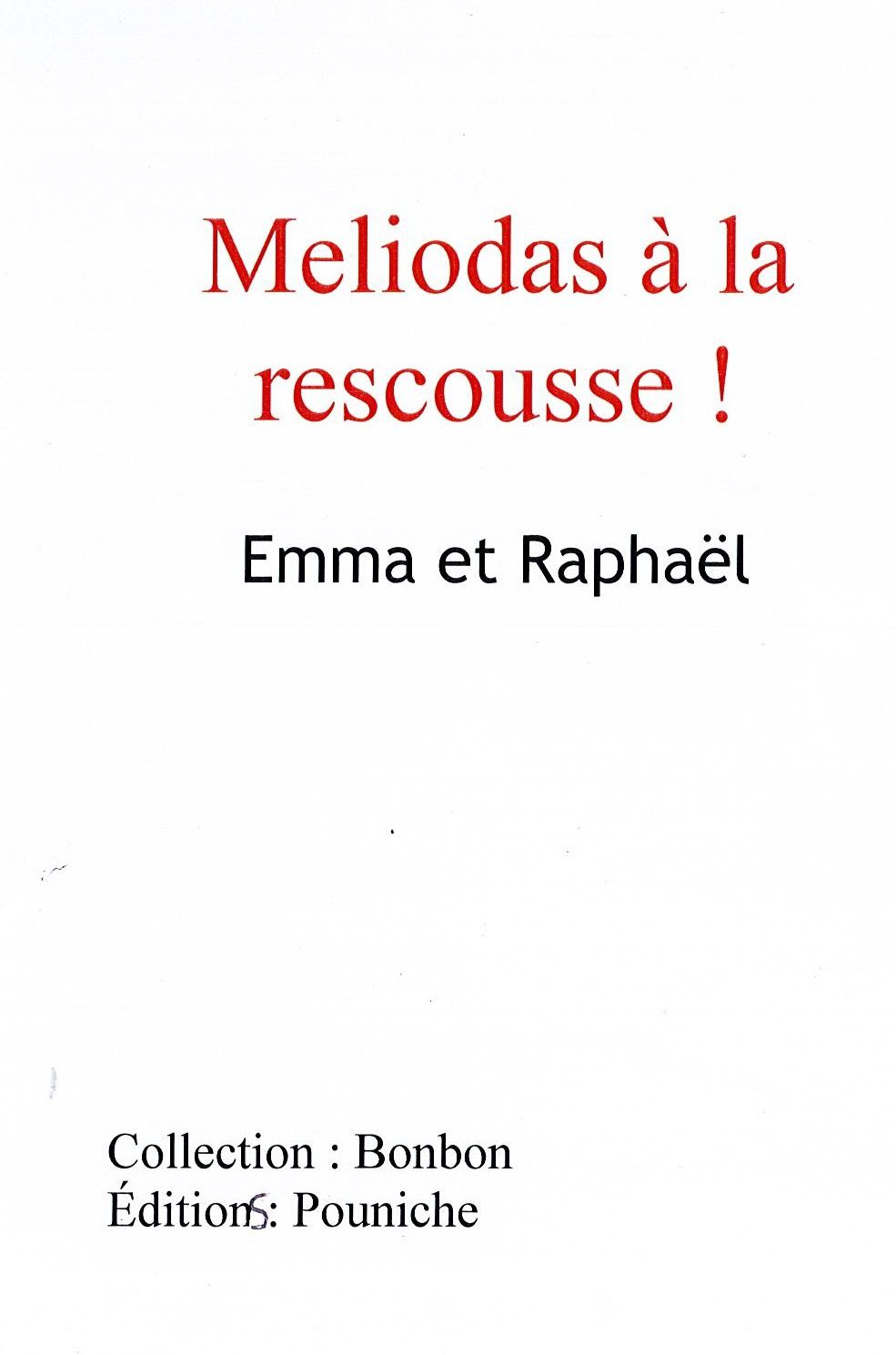 Meliodas à la rescousse ! (par Emma Lefèvre et Raphaël Cuvelier)