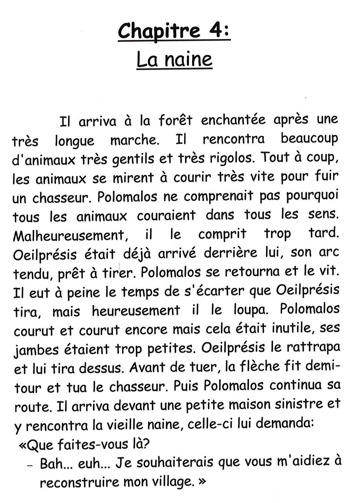 Polomalos et le Grand Voyage (par Paul Petit)