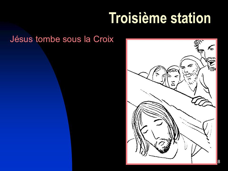 Vendredi Saint - 10 avril 2020 - Chemin de Croix