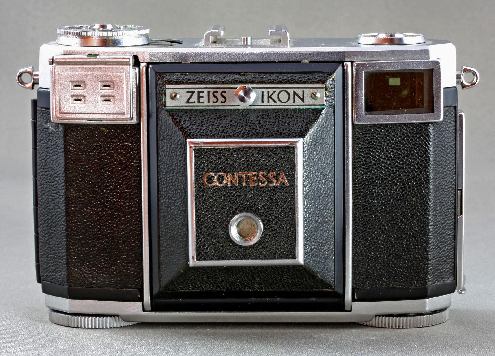 Zeiss-Ikon, Contessa 35