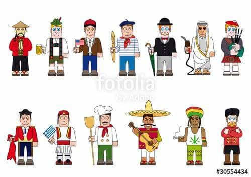 Nationalités