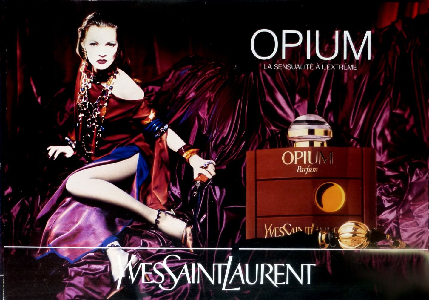 Opium d'Yves SAINT LAURENT