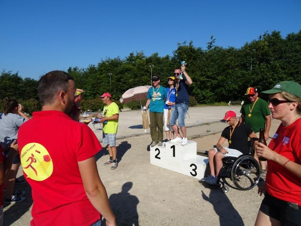 tournoi de Mölkky d'Yvetot