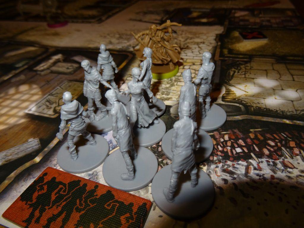 les zombies d'halloween II