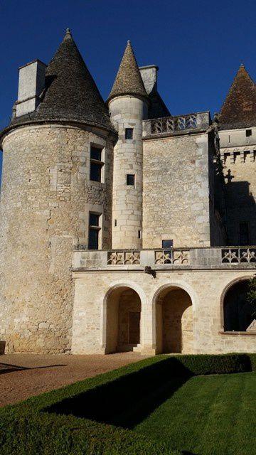 Le château des Milandes - Joséphine Baker