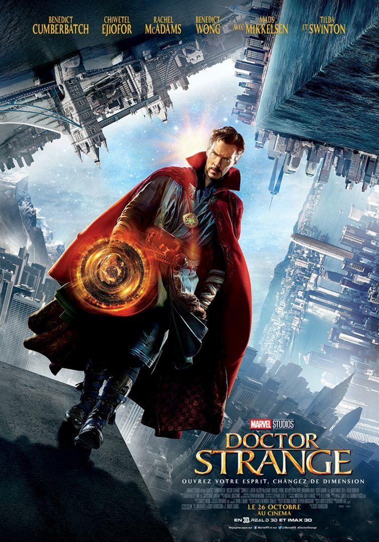 Doctor Strange - Reportage : Qui est Doctor Strange ? Au cinema le 26 octobre 2016