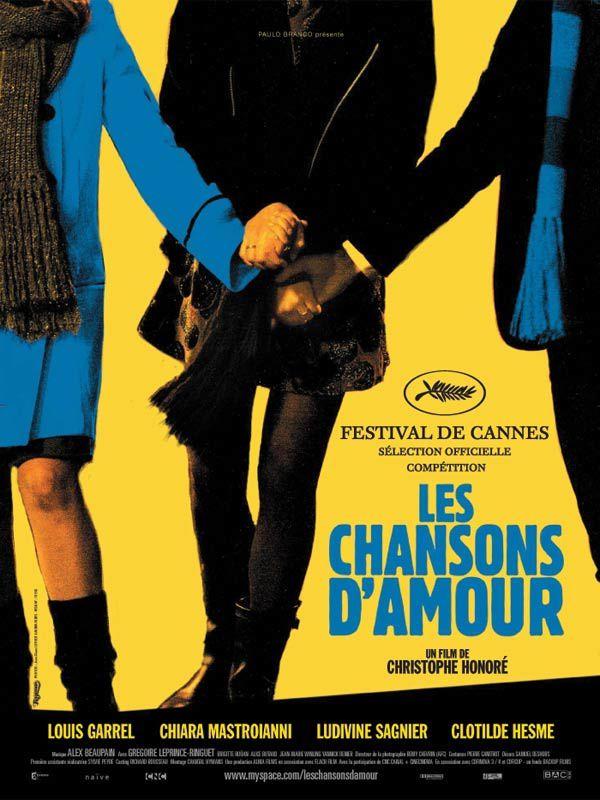 LES CHANSONS D'AMOUR (BANDE ANNONCE 2007) avec Louis GARREL, Ludivine SAGNER, Chiara MASTROIANNI