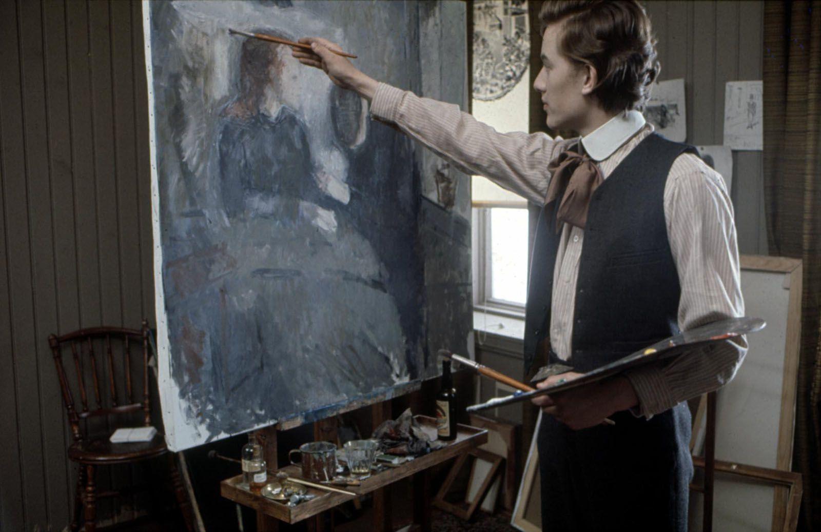 Edvard Munch, la danse de la vie (1973) (Edvard Munch) (BANDE ANNONCE) de Peter Watkins