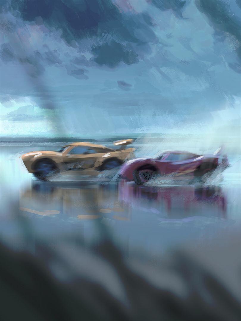 Cars 3 (BANDE ANNONCE) avec les voix de Guillaume Canet, Owen Wilson - Le 2 août 2017 au cinéma
