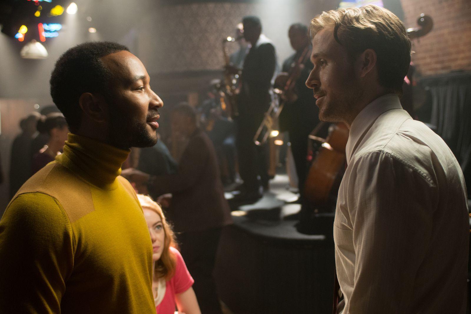 La La Land (BANDE ANNONCE VF et VOST) avec Ryan Gosling, Emma Stone, J.K. Simmons - Le 25 janvier 2017 au cinéma