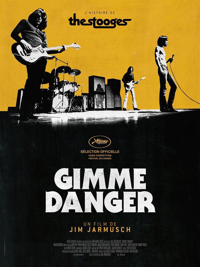 Gimme Danger (L'histoire de The Stooges) (BANDE ANNONCE) de Jim Jarmusch avec Iggy Pop - Le 1er février 2017 au cinéma