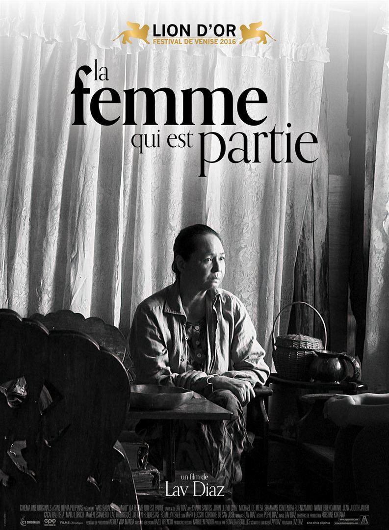La femme qui est partie (BANDE ANNONCE VOST) de Lav Diaz - Le 1er février 2017 au cinéma