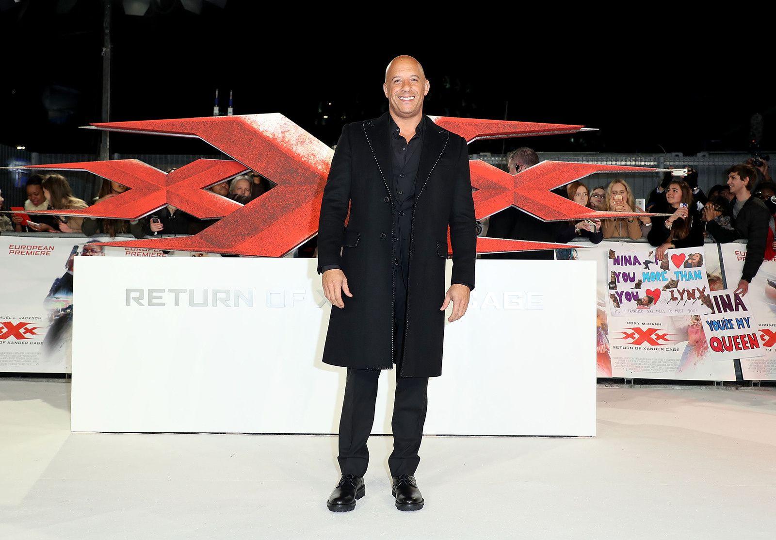 xXx : Reactivated - Revivez l'avant-première exXxceptionnelle européenne du film à Londres en photos.