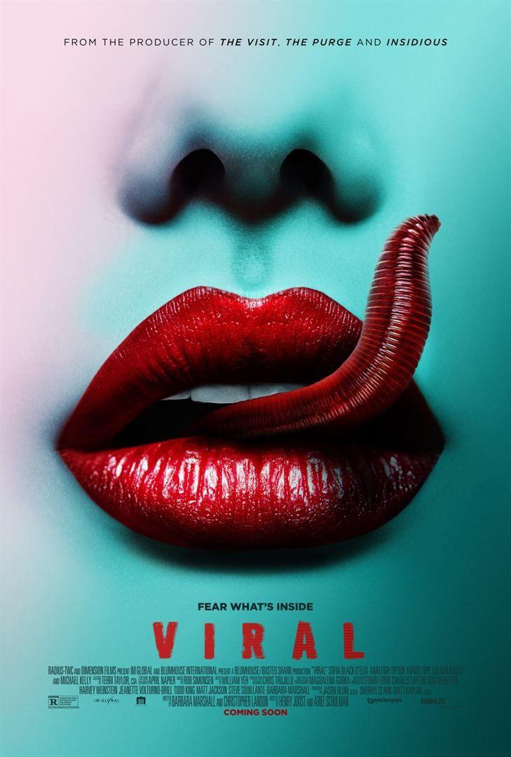 VIRAL (BANDE ANNONCE + 2 EXTRAITS) avec Sofia Black D'Elia, Analeigh Tipton - En DVD, Blu-ray & VOD le 1er Mars 2017