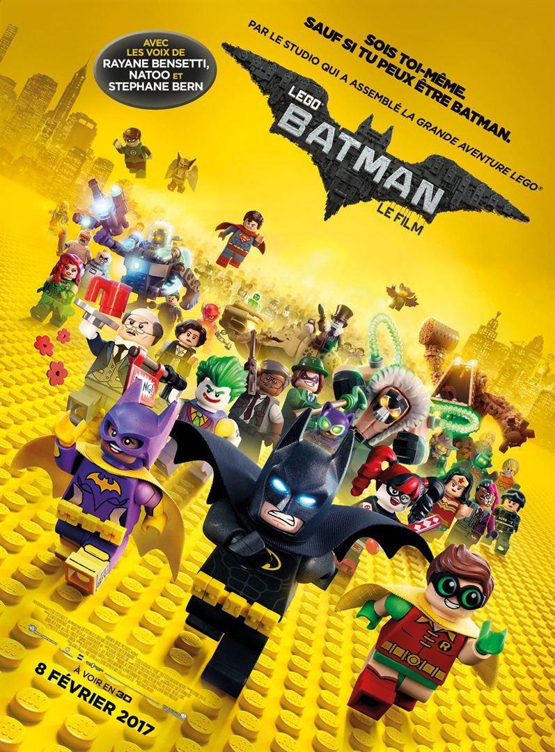 LEGO BATMAN, le film - Questions pour un champion ! Le 8 février 2017 au cinéma