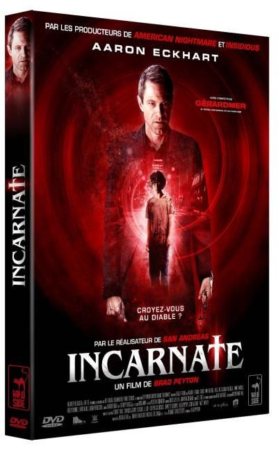 INCARNATE (BANDE ANNONCE VF) avec Aaron Eckhart, Carice Van Houten - En DVD, blu-ray & VOD le 26 avril 2017