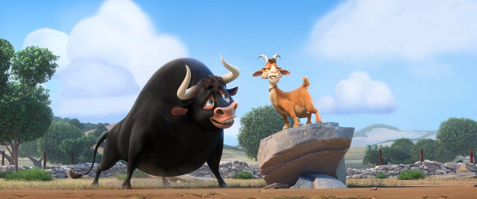 Ferdinand (BANDE ANNONCE VF et VOST) de Carlos Saldanha - Le 20 décembre 2017 au cinéma