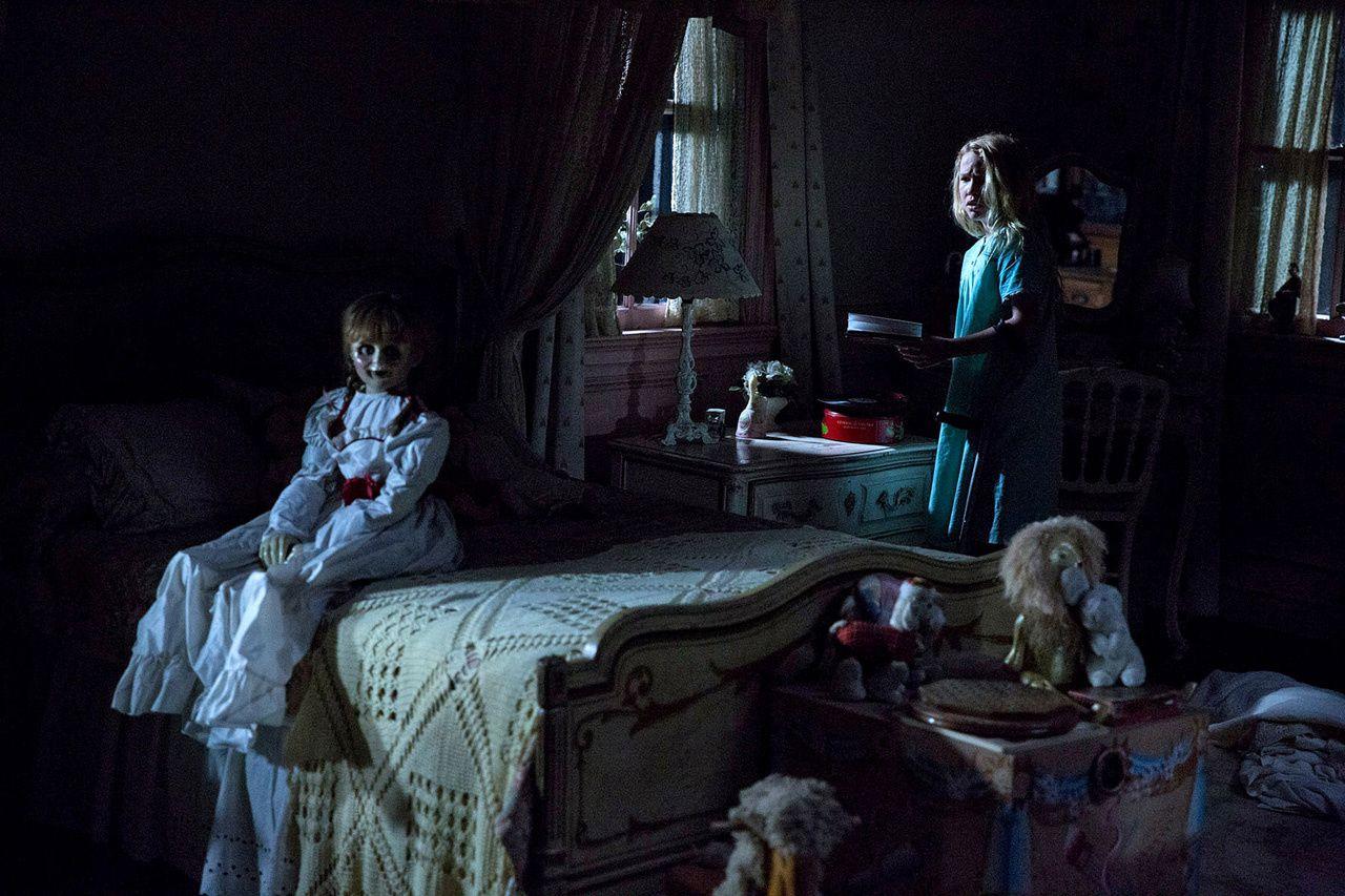 Annabelle 2 : La création du mal (BANDE ANNONCE VOST) de David F. Sandberg - Le 9 août 2017 au cinéma