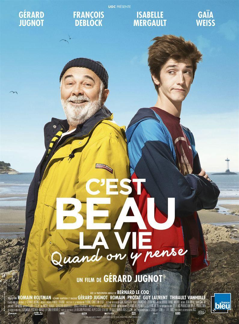 C'est beau la vie quand on y pense (4 EXTRAITS) de et avec Gérard Jugnot - Le 12 avril 2017 au cinéma
