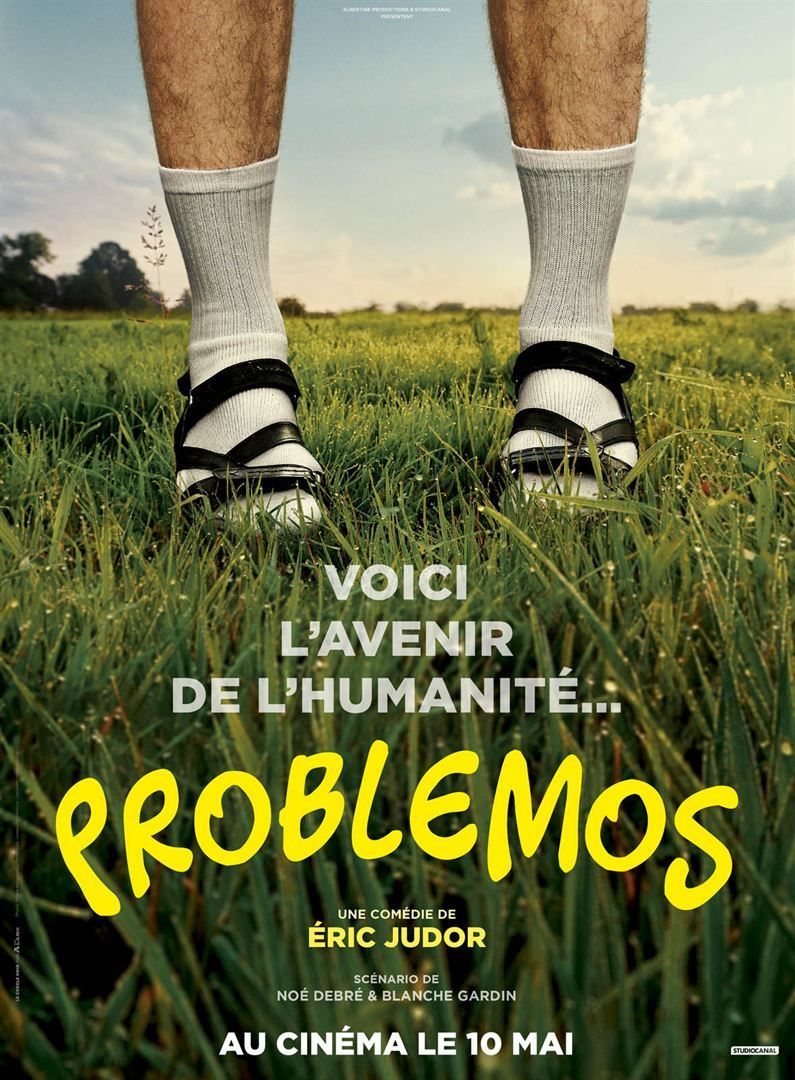 PROBLEMOS (4 TEASERS) de et avec Eric Judor - Le 10 mai 2017 au cinéma