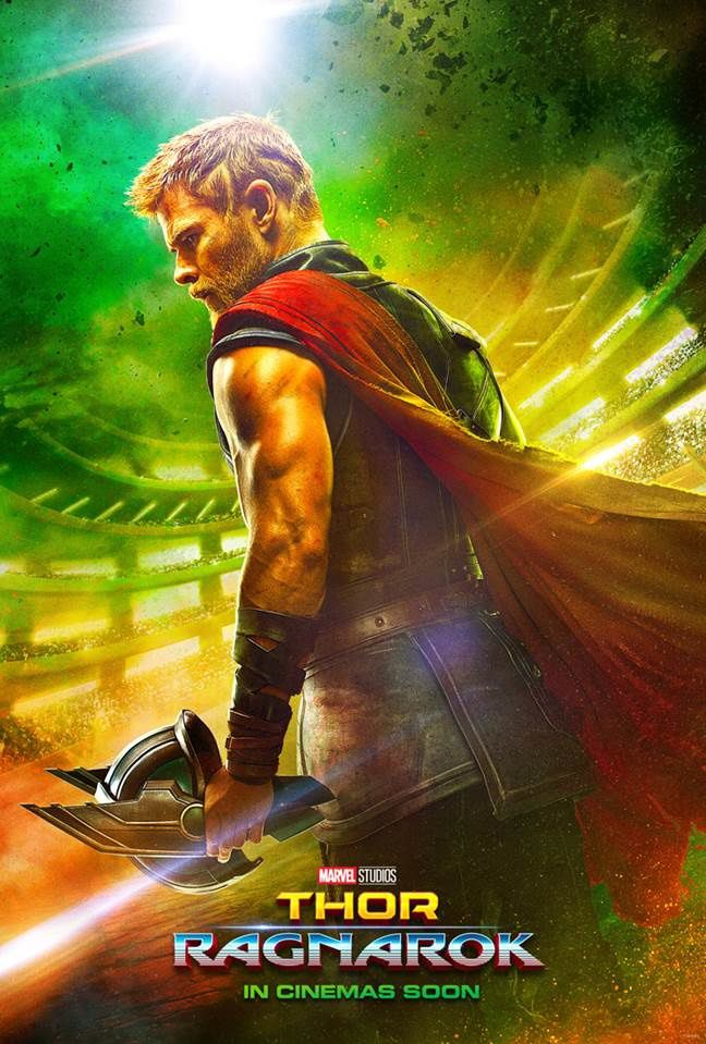 Thor : Ragnarok (BANDE ANNONCE) avec Tom Hiddleston, Chris Hemsworth - Le 25 octobre 2017 au cinéma