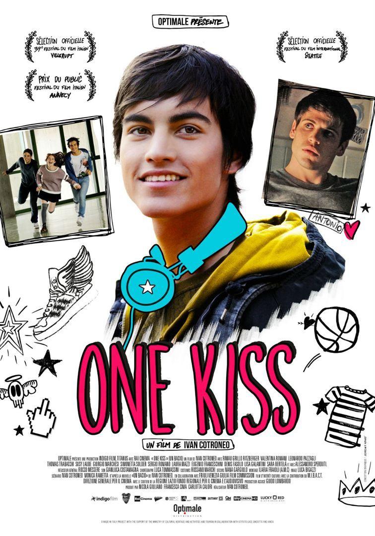 One kiss (BANDE ANNONCE VOST) de Ivan Cotroneo - Le 26 avril 2017 au cinéma (Un Bacio)