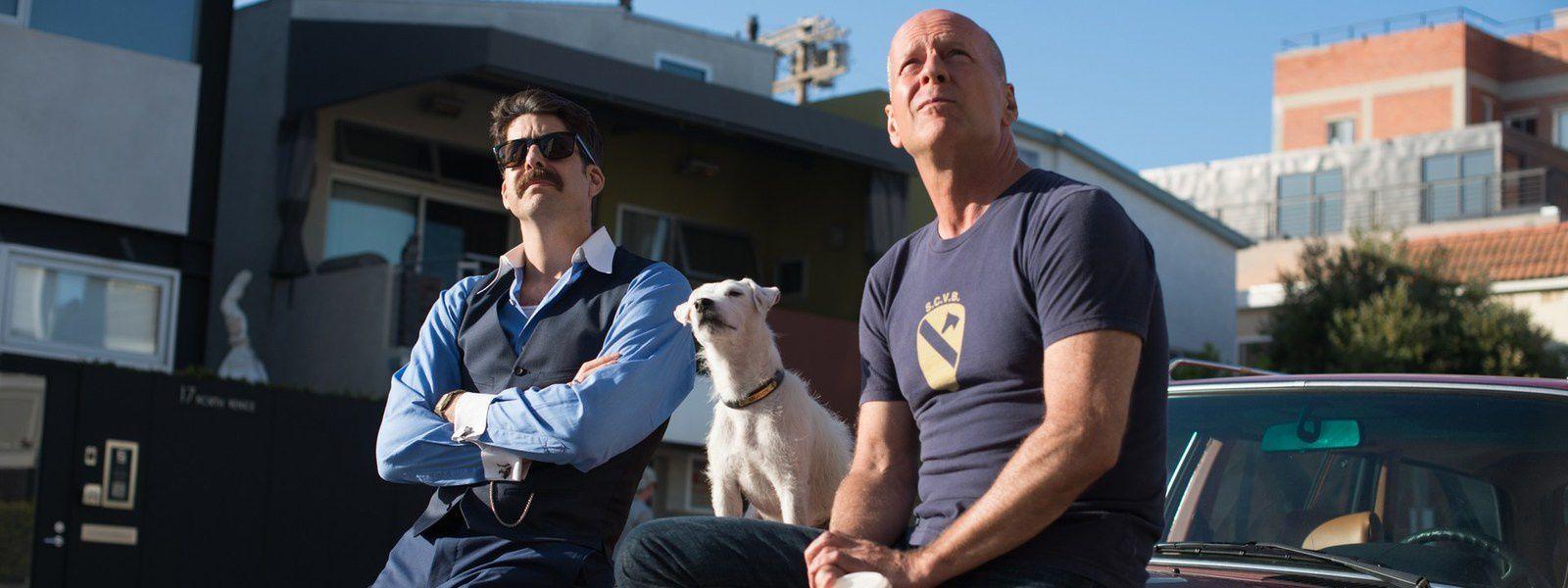 Once Upon a Time in Venice (BANDE ANNONCE VO 2016) avec Bruce Willis, Famke Janssen - En DVD le 5 juillet 2017