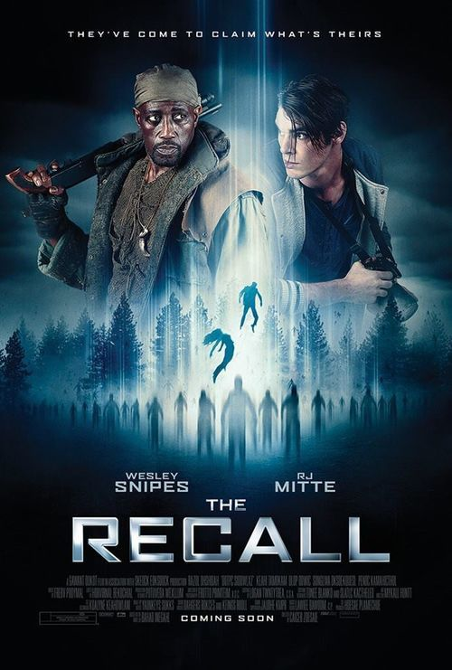 The Recall (BANDE ANNONCE VO 2017) avec Wesley Snipes, Hannah Rose May, RJ Mitte