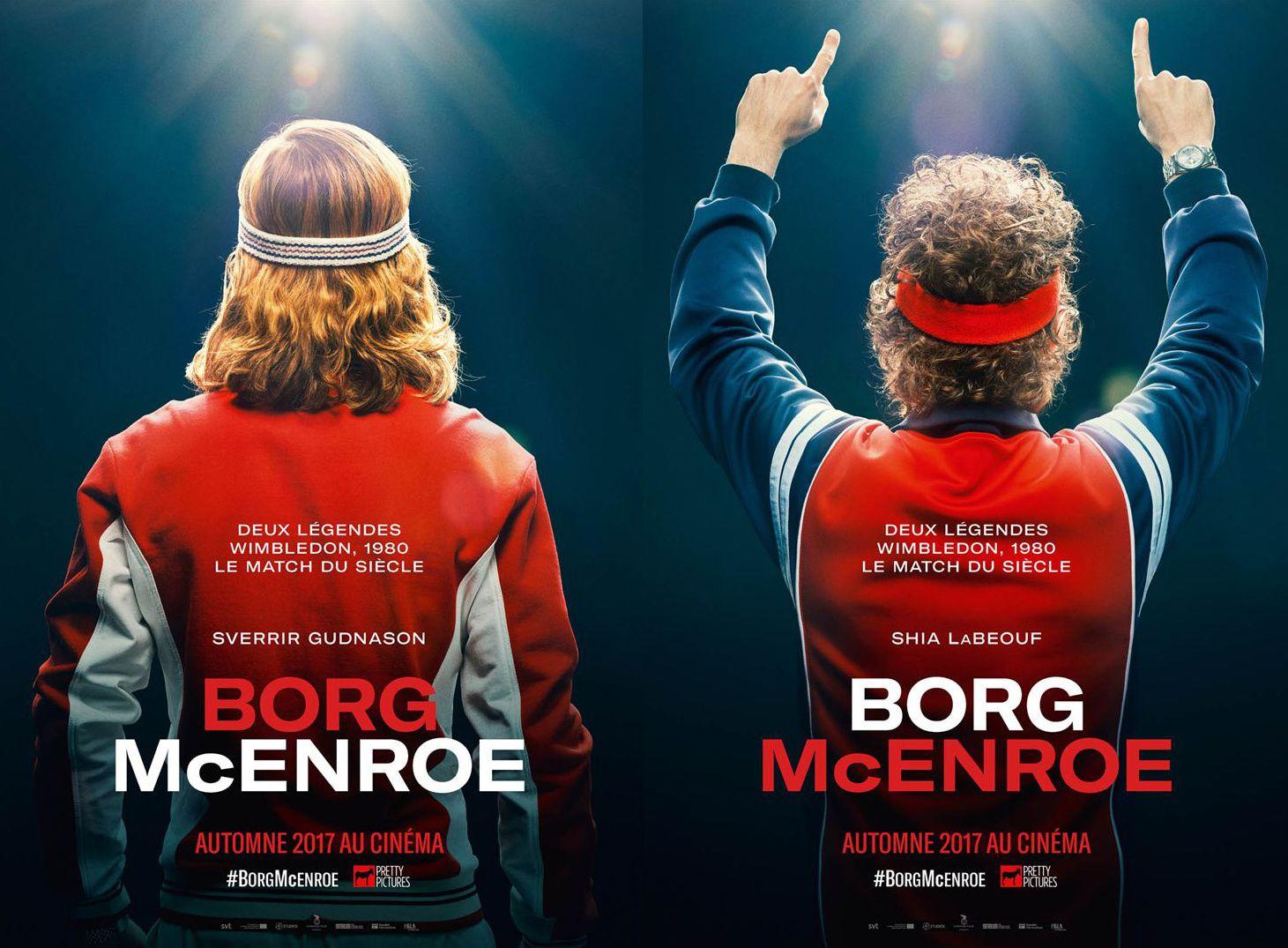 Borg/McEnroe (BANDE ANNONCE) avec Shia LaBeouf, Sverrir Gudnason - Le 8 nov. au cinéma