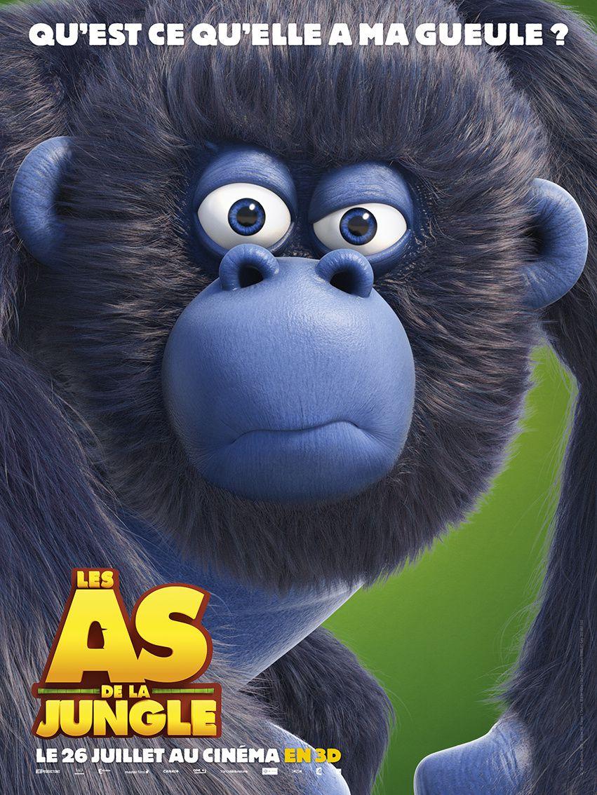 Les As de la Jungle (BANDE ANNONCE) de David Alaux - Le 26 juillet 2017 au cinéma