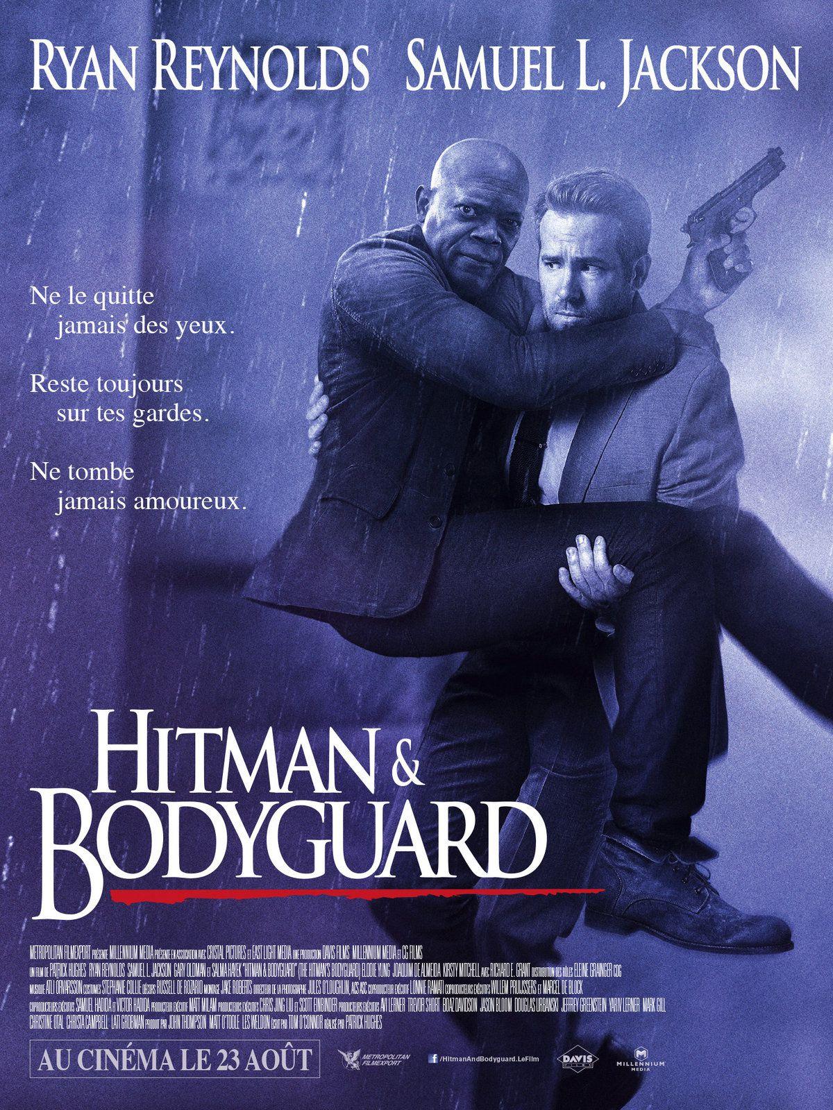 HITMAN AND BODYGUARD avec Ryan Reynolds et Samuel L. Jackson – La bande-annonce explosive ! Le 23 août 2017 au cinéma
