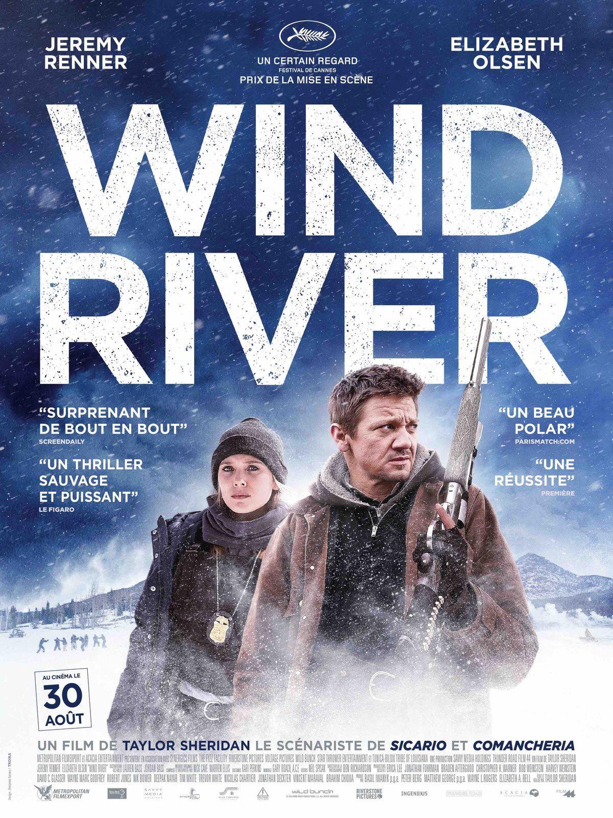 Wind River de Taylor Sheridan avec Jeremy Renner et Elizabeth Olsen. [Bande-Annonce] Le 30 août 2017 au cinéma.