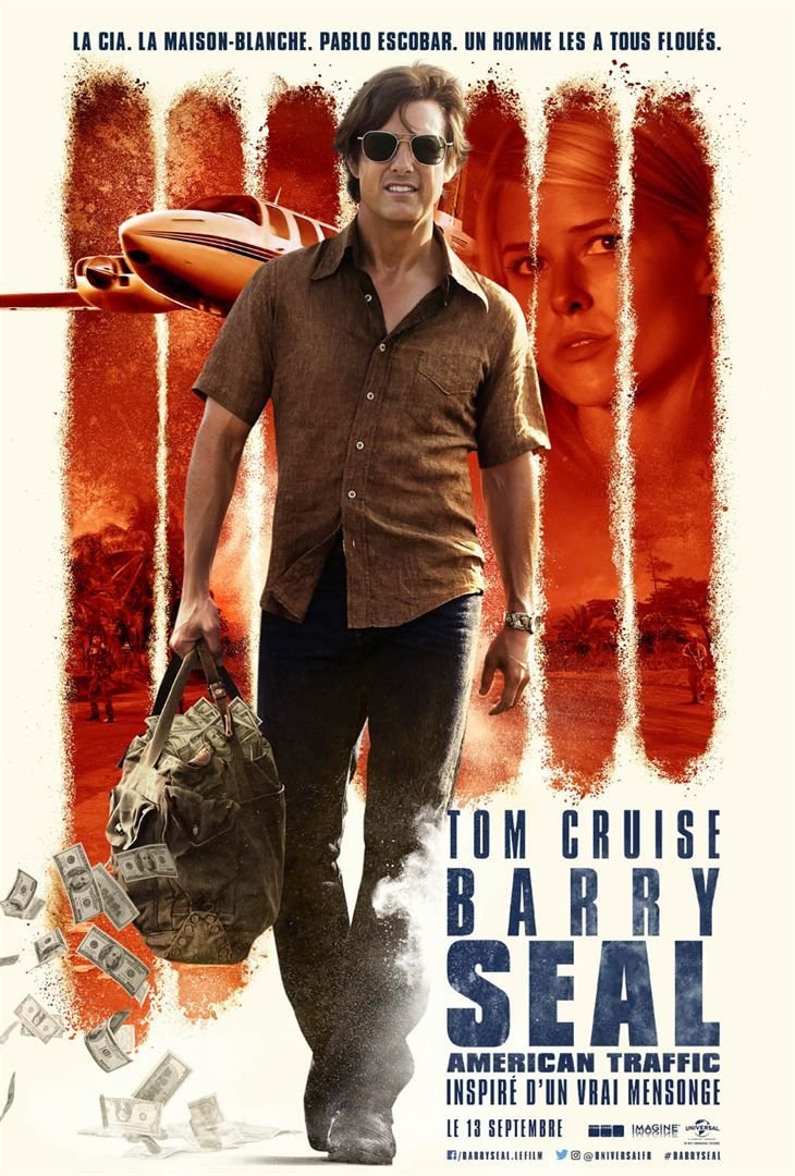 "Barry Seal : American Traffic (Featurette ""Le vrai Barry Seal"") avec Tom Cruise - Au cinéma le 13 septembre 2017"