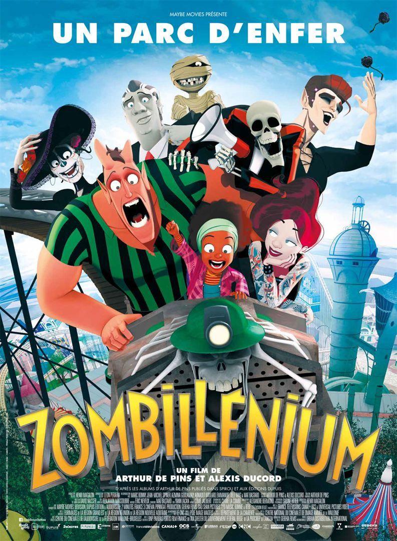 Zombillénium (BANDE-ANNONCE) Le 18 octobre 2017 au cinéma