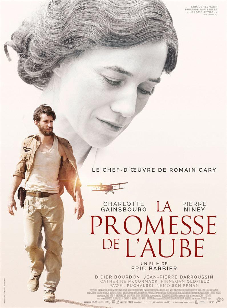 La promesse de l'aube (BANDE-ANNONCE) Pierre Niney, Charlotte Gainsbourg - Le 20 décembre au ciné